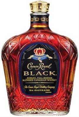 Crown Royal Whisky Black
